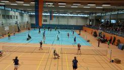 Badminton: Lisa Löhr hessische Vizemeisterin im Damendoppel U19