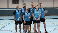 Badminton: Erste Mannschaft mit zweitem Sieg in Folge
