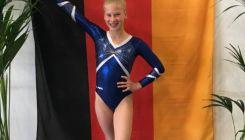 Samira holte Bronze in Berlin