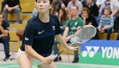 Badminton: Deutschland mit komplettem WM-Kader in Dillenburg
