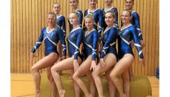 """Turnen: TVD wird """"Vize"""" bei Wettkampftag in Melsungen"""