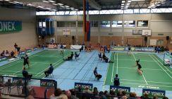 Badminton: Deutschland besiegt Frankreich in Dillenburg 6:1