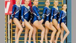 Gerätturnen: TVD stellt bestes Team am Stufenbarren bei Landesfinalwettkämpfen