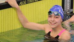 Schwimmen: Neuer Deutscher Altersklassenrekord durch Rianne Rose