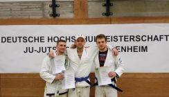 BJJ Kämpfer holen Titel bei Deutschen Hochschulmeisterschaften