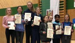 Badminton: Platz drei im Doppel für Josefine Hof bei südwestdeutschen Meisterschaften