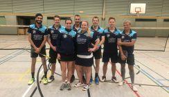 Badminton: TVD macht doppelte Vize-Meisterschaft so gut wie perfekt