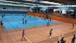Badminton: Ein Treppchenplatz beim Heimspiel