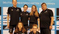 Schwimmen: Rianne Rose dreifache Deutsche Jahrgangsmeisterin