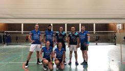 Erneut knappe Niederlage für Badmintonasse