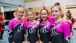 Trampolin: Dillenburg bietet Bühne für internationalen Freundschaftswettkampf