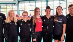 13-jährige Rianne Rose Hessenmeisterin über 200 m Freistil