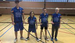 Positive Wochenendbilanz für Dillenburger Badmintonspieler