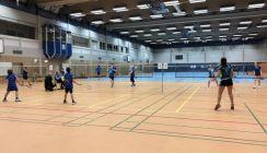 Badminton: Josefine Hof dominiert D-Rangliste in heimischer Halle