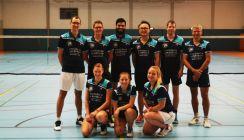 Badminton: Doppelspieltag bringt einen Punkt