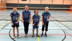 Badminton: Klassenerhalt in Bezirksliga A gesichert – Vize-Meisterschaft für U15-Team