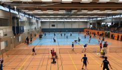 Badminton: Fünf Dillenburger bei Heim-Hessenrangliste aktiv gewesen