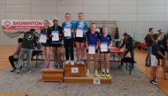 Badminton: Josefine Hof siegt zweifach bei Hessenrangliste