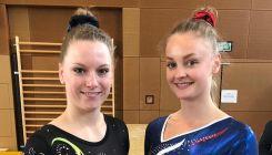Kunstturn Trio vom TV Dillenburg überzeugt beim Deutschland Cup