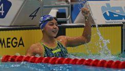 Rianne Rose Deutsche Meisterin über 50 m Freistil