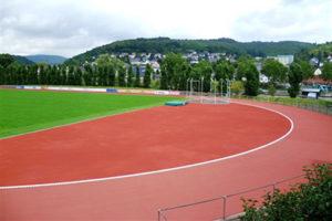 Stadion auf der Bleiche - Dillenburg