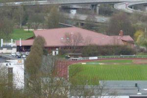 Stadion und Schwimmbad Dillenburg - TV Dillenburg