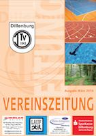 TVD 1843 Vereinszeitung 2016