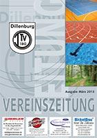 TV Dillenburg 1843 Vereinszeitung 2013