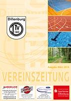TV Dillenburg 1843 Vereinszeitung 2014