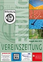 TV Dillenburg 1843 Vereinszeitung 2015
