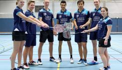 Badminton-Bezirkspokal: Final Four am 11.03.2017