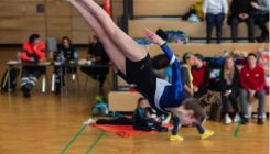 Saar Trophy: Trampolinturnerinnen des TVD am Start