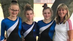 Trampolin: GymCity Open in Cottbus - Dillenburger Trio stark