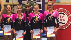 Trampolin: Bronze für Juniorinnen bei DMM in Worms