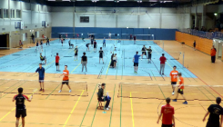 Badminton - Hessenrangliste macht Station in Dillenburg