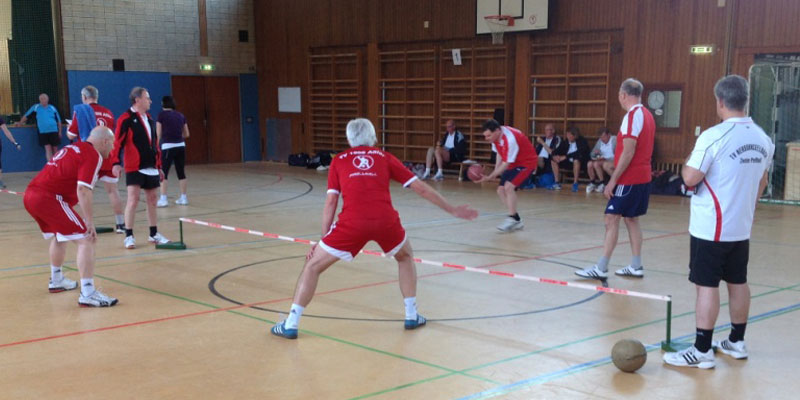 Prellball beim TV-Dillenburg